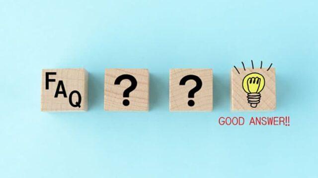 副業に関するよくある質問