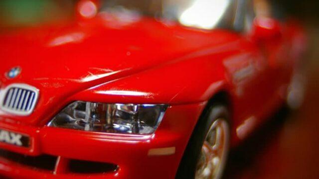 高級車BMW