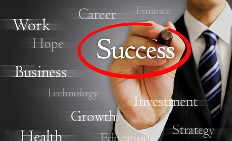ビジネス成功